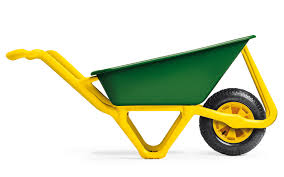 garden products. karro - a reimanging of the wheelbarrow garden products