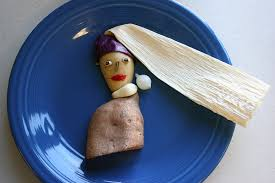 books 6 girl a pearl earring art minnesota prairie roots food art at the library books 6 girl a pearl earring art