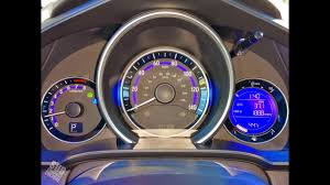 2008 Honda Fit Maintenance Light Reset Honda Jazz Fit Service Light Oil Life Reset 2008 2016