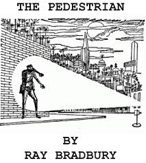 symbolism in the pedestrian bradbury essay example com pedestrian bradbury