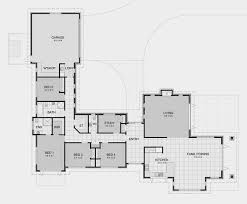 l shaped house plans with attached garage inspirational l shaped