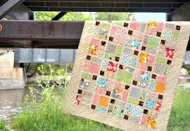 Disappearing nine-patch with sashing: a quick tutorial – lillyella & When I first started quilting, I thought the disappearing nine-patch block  was like magic! Before I knew anything about modern fabric or designers, ... Adamdwight.com