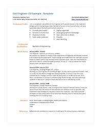 Engineering Resume Templates Resume Templates Civilnstruction Engineer Examples Engineering 100