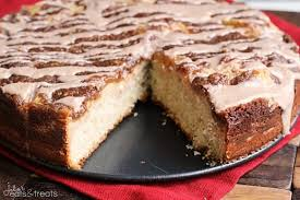 Cinnamon Apple Cream Cheese Coffee Cake Julie s Eats & Treats