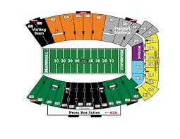 joan c edwards stadium seating chart via herdzone