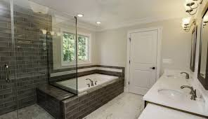 custom ideas for open w seniors remodel shower small picture bathrooms beautiful tile doorless bathroom steam