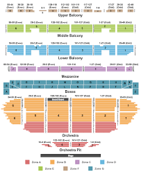 Six Flags St Louis Concert Seating Chart Fabulous Fox Theatre Seating Chart St Louis