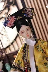 Ghim của YeoHui 여휘 trên 청나라! trong 2020 | Nhà thanh, Búp bê nghệ thuật,  Công chúa