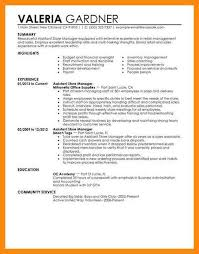 retail manager resume exampleassistant store manager retail resume example contemporary 1 463600jpgcaption retail store manager resume examples