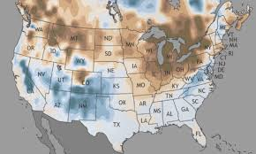 What Unusual Pattern Occurs During El Niño Extraordinary NOAA Map Shows Snowfall Variations During El Niños From 48 To 48
