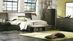 Bedroom Furniture Collection Montreal Bedroom Set With Panel Nightstands Casana Furniture