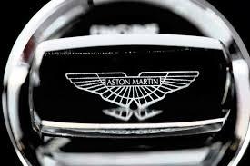 aston martin logo black background. aston martin logo black background