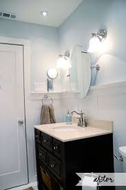 Guest Bathroom Remodel Amazing Love This Bathroom Remodelwe R Doing This Vanity Pinterest