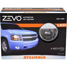 Sylvania Zevo Fog Lights Sylvania Led Cateye Fog Bright Silver Led Style