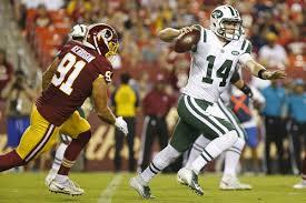 Jets Nfl Depth Chart Nfl Preseason Week 2 Sam Darnold And Josh Allen Nearing