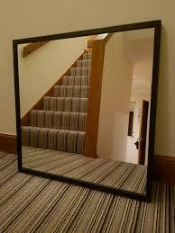 Ikea Stave mirrors 75cm x 75 xm