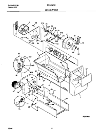 old ge refrigerator wiring diagram old discover your wiring frigidaire refrigerator parts diagrams