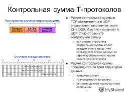 Презентация на тему aхборот тизимлари протоколлари АТП  71 Контрольная сумма Т протоколов Расчет контрольной