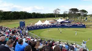 Scottish Open 2021 at the Renaissance Club