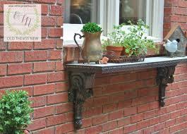 outdoor shelf d