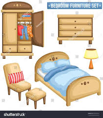 bedroom furniture clipart. Interesting Clipart Bedroom Furniture Clipart Throughout E