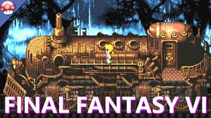Bildergebnis für final fantasy 6