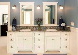 Double Vanity Cabinets Bathroom Double Bath Vanities Granite Globorank