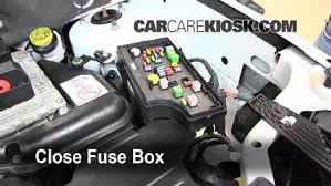 interior fuse box location jeep patriot jeep interior fuse box location 2007 2016 jeep patriot 2010 jeep patriot sport 2 0l 4 cyl
