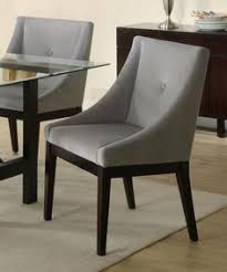 candice dining chair 102232 leather dining room sets