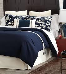 navy blue duvet cover set