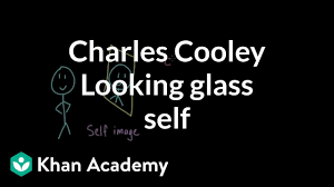 Charles Cooley Looking Glass Self Video Khan Academy