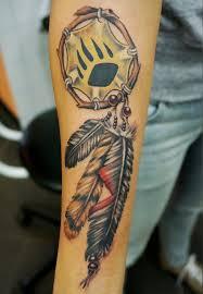Tetování Lapač Snů Tetování Tattoo