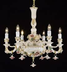 furniture winsome porcelain chandelier antique 6 bronze parts silver chain vintage crystal earrings antique brass and