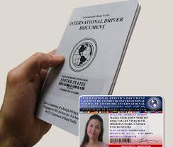 Order - International Get idp Driving License Permit