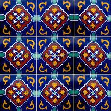 6X6 Decorative Ceramic Tile Interior Design Black Ceramic Tile Talavera Tile 100x100 Decorative 42