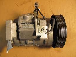 compresor de aire acondicionado de autos. compresor aire acondicionado scion tc de autos i