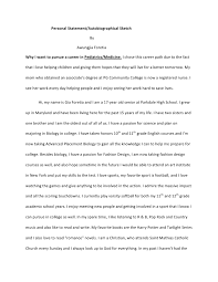 biology personal statement   thevictorianparlor co