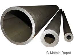 Round Steel Tubing Size Chart Metalsdepot Buy Dom Round Steel Tube Online