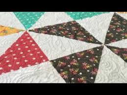 basic free quilt patterns pinwheel quilt square pattern - YouTube & basic free quilt patterns pinwheel quilt square pattern Adamdwight.com
