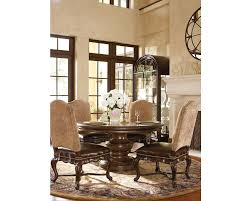 Elba Round Dining Table Dining Room Furniture Thomasville - Round dining room furniture