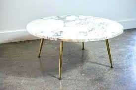 solid marble coffee table real marble coffee table brasarble round coffee table solid marble