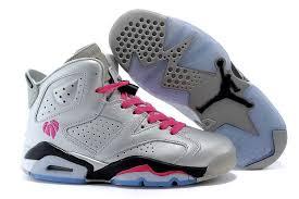 jordan shoes for girls black and blue. air jordan retro 6 girls valentines day metallic silver vivid pink-black shoes for black and blue