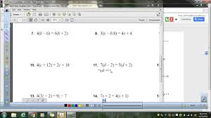 lesson 5 extra practice multi step equatios 12 11 13