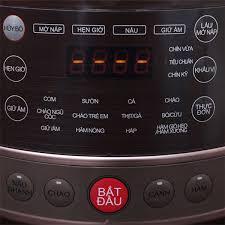 Nồi áp suất điện Midea MY-CS5039 (5.0 Lít) - Hàng Chính Hãng | Siêu thị điện  máy Bách Khoa