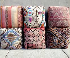 Extra Large Moroccan Pouf