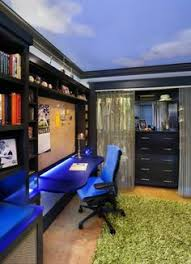 bedroom designs for teenagers boys. Inspiring Tween Boy Bedroom Ideas With Cool Design : Teen Boys Cork Board At Desk, Wall And Ceiling Murals Also Green Grass Carpet Designs For Teenagers