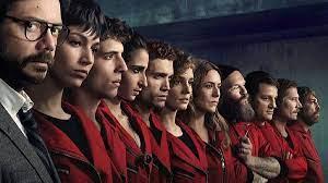 La Casa de Papel's Season 4 Released (Netflix Crashed) - Somag News