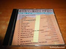 Motown S Biggest Pop Hits All No 1 Billboard S Charts Cd 1990 The Jackson 5 Michael Jackson 18temas