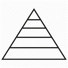 Diagram Of A Pyramid Graph And Chart By Design4design