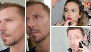 artist foundation saubhaya makeup erm you know why everyone loves wayne goss well he s a good looking biritsh dude who